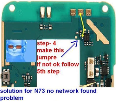 Service Handphone Solution Open service handphone n73 no network found solution