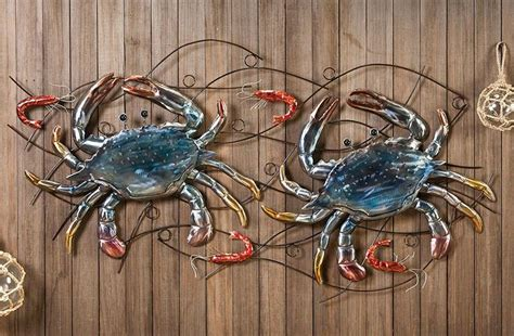 crab decorations for home pin by theresa carr on beach ideas stuff pinterest