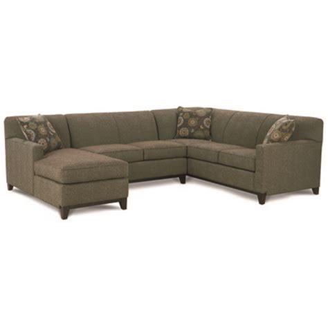 rowe furniture sectional rowe sectional sofa townsend sectional k622 000 rowe