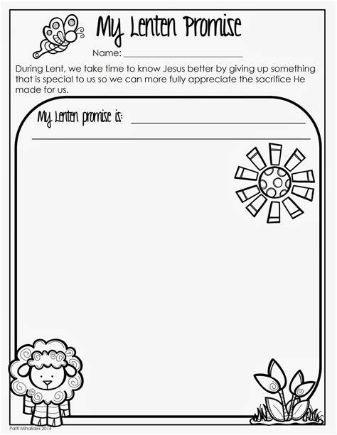 lenten promise card template search results for printable lenten calendar for 2015