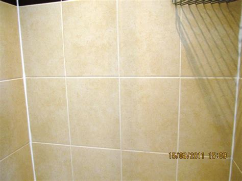 Cleaning Grout In Shower Tiled Shower Clean And Seal In Caterham East Surrey Tile Doctor
