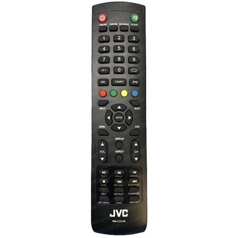 rm  genuine original jvc tv remote control rmc lt