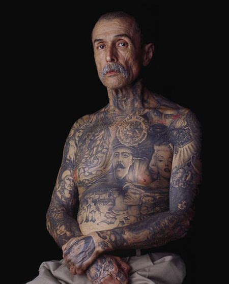 old people with tattoos with tattoos 20 pics