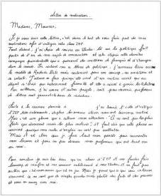 Lettre De Motivation école Privée Maternelle Lettre De Motivation Inscription Ecole Privee Employment Application