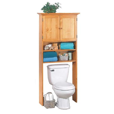 furniture white particle wood bathroom storage the