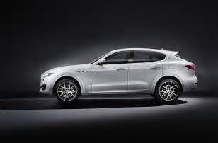 Maserati K Maserati Levante Priced From 163 54 000 In Uk By Car Magazine