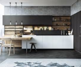 kitchens ideas inspiration kitchen even a penthouse apartment needs a slick kitchen and this butcher