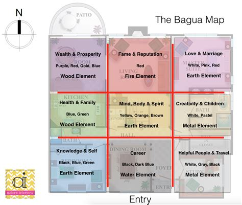 feng shui wealth corner bedroom bagua map 2017 do i feng shui the of room or whole house wealth colors elements chuck