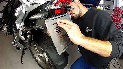 Motorrad Kennzeichenhalter Bauen by Kennzeichenhalter Edelstahl Verstellbar