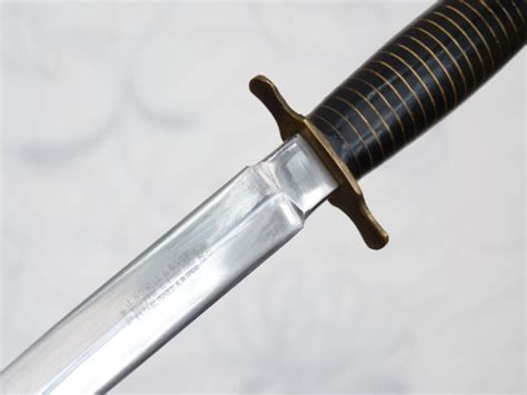 wasp knife for sale j nowill sons wasp fighting knife sold