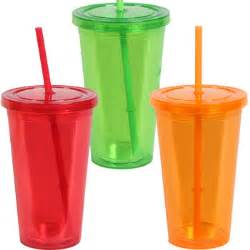 Printable Grocery Coupons Double Wall Plastic 16 Oz Tumblers With Straws Just 1