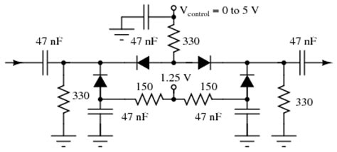 pin diode rf switch tutorial radio circuits electronics forums