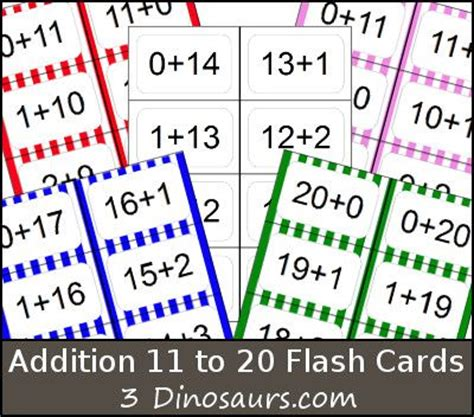doubles flashcards printable addition flash cards 1 20 free printable math flash