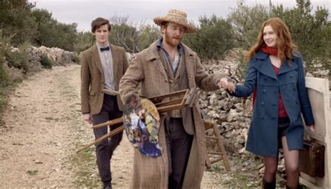 doctor who vincent and the doctor frame of mind