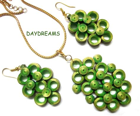 Of Paper Jewellery - daydreams paper quilled jewellery