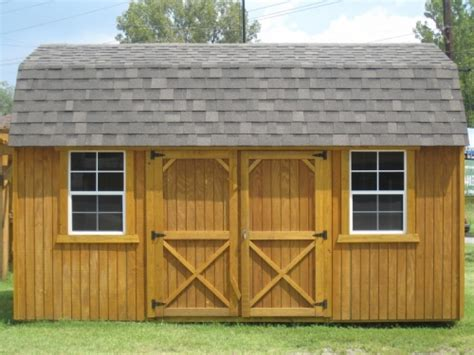 Rand Built Sheds by Storage Shed Plans Porch
