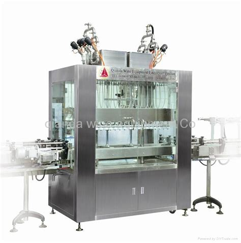 wine equipment rice wine processing bottle packaging