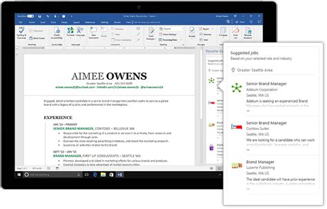 creating a resume in microsoft word linkedin just made writing your resume in microsoft word a