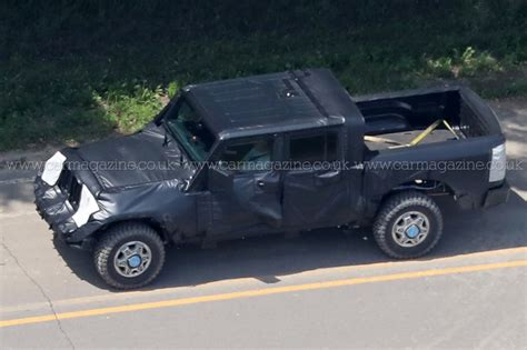 Jt Jeep Kia New 2019 Jeep Wrangler Jt Up Truck Spotted By Car