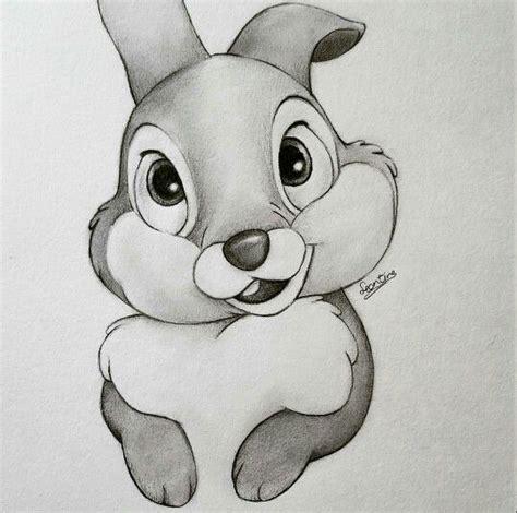 awwwwwww thumper drawings pinterest drawings