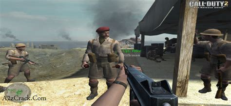 call of duty 2 image call of duty 2 torrent crack installer download a2zcrack