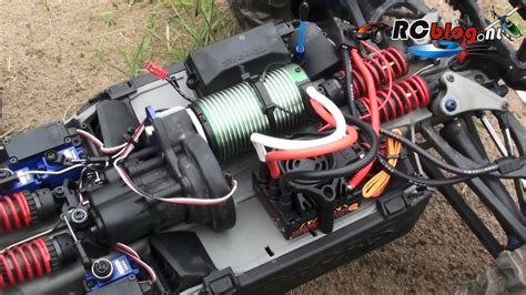 Castle Creations Mamba Monster 2 In Traxxas Summit Video