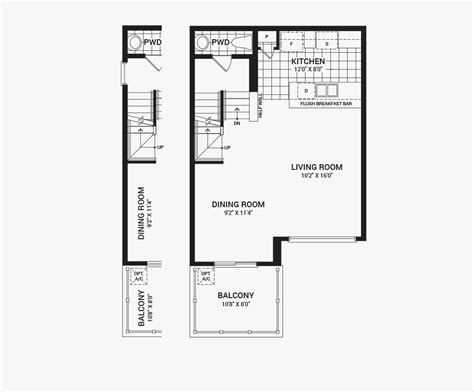 downing floor plan avalon the downing new homes in orleans ottawa minto