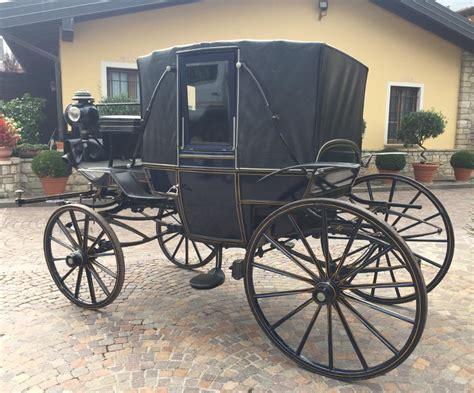 bagozzi carrozze d epoca landau firmato fagioli bagozzi carrozze