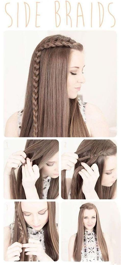 cute hairstyles step by step for teens 36 best hairstyles for long hair easy curls special