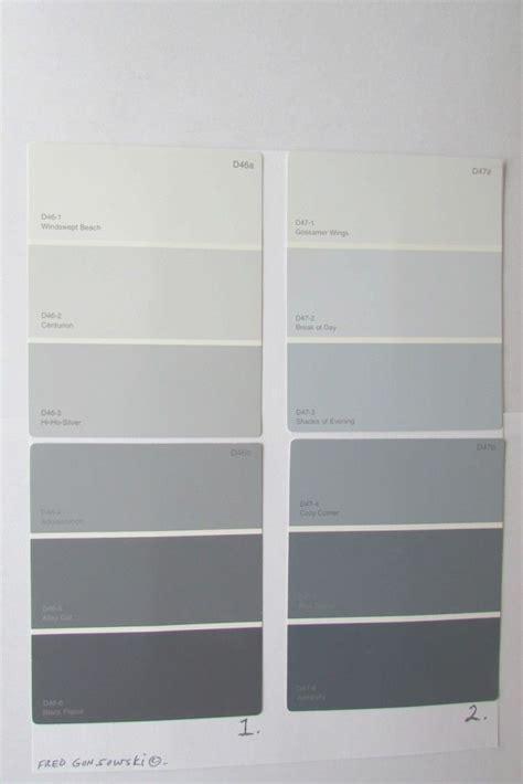 cozy light grey paint color behr light grey paint