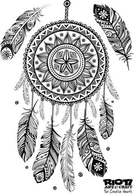 american inspired coloring book dreamcatcher 50 tribal mandalas patterns detailed designs books 1000 ideen zu malvorlage drache auf drachen