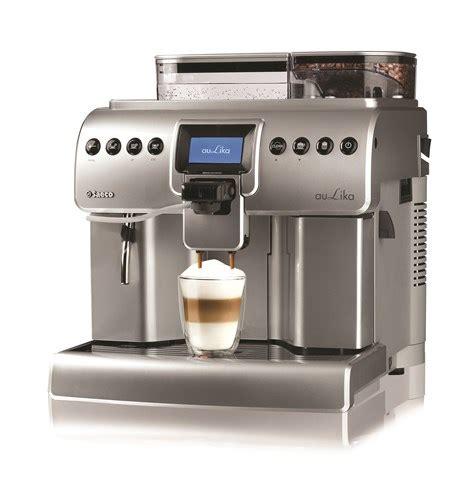 Saeco Aulika Focus   The Bean Machine Coffee Machine Rentals