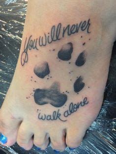 tattoo quotes for dogs dog memorial tattoos on pinterest pet memory tattoos