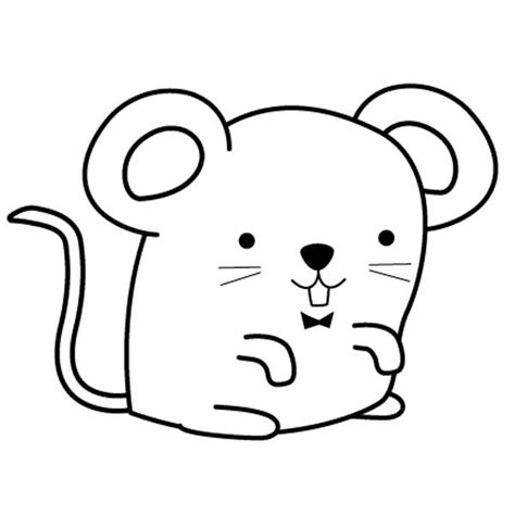 dibujos infantiles para colorear e imprimir gratis ratoncito dibujo para colorear e imprimir