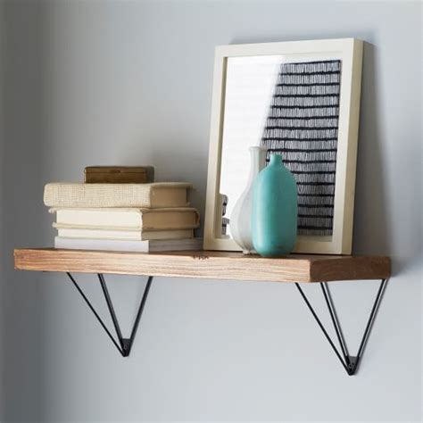 west elm shelves 25 best ideas about reclaimed wood shelves on
