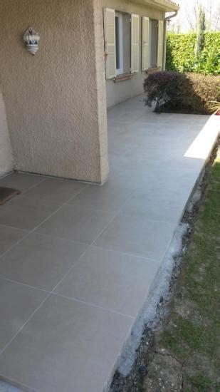 terrasse en 60x60