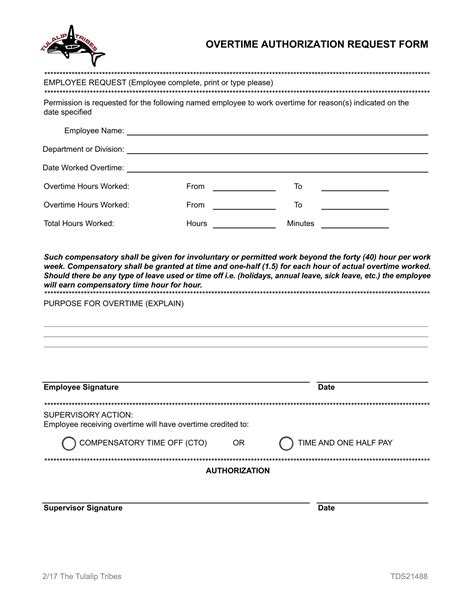 overtime forms template 11 overtime authorization forms templates pdf doc