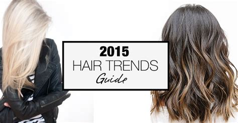 2015 hair colour trends wela 2015 hair color trends guide simply organic beauty