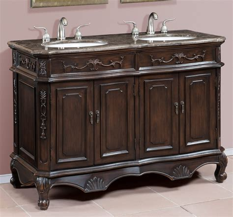 50 inch sink vanity brown and grey marble top within 48 inch sink