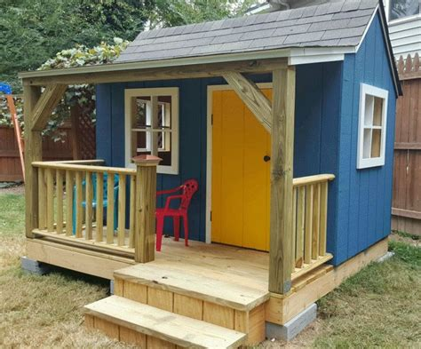 playhouse design 12 free playhouse plans the kids will love