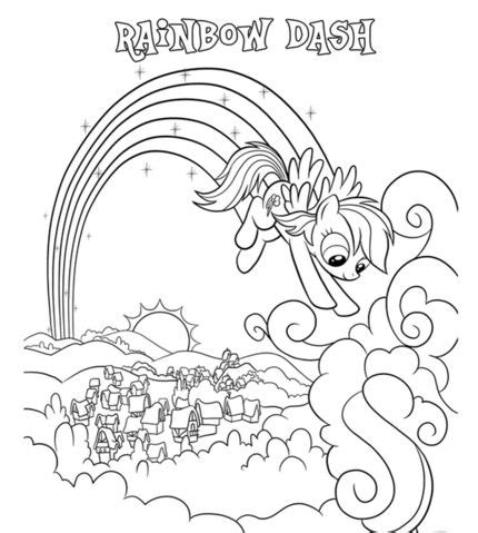 rainbow dash dress coloring page my little pony coloring pages pony coloring pages mlp
