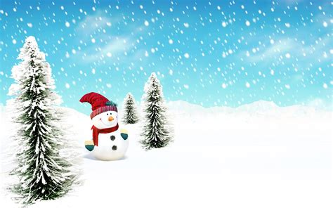 cute winter themes cute snowman winter hd wallpapers hd wallpapers