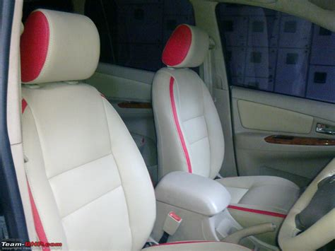 Rear Seat Hook Cover Innova seat covers imperial inc bangalore page 2 team bhp