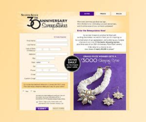 Seventh Avenue Com Sweepstakes - dinnerandshowontaurus com the ultimate dinner a show