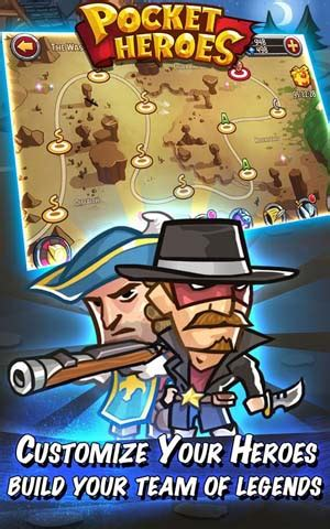download mod game pocket heroes pocket heroes 187 android games 365 free android games