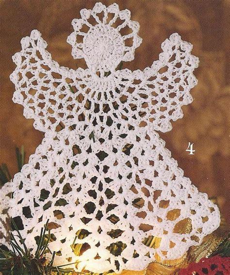 christmas tree snowflake patterns 21 thread crochet tree ornaments snowflake wreath patterns book