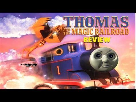 Of And The Magic L t1e2h3 s review of and the magic railroad part 3