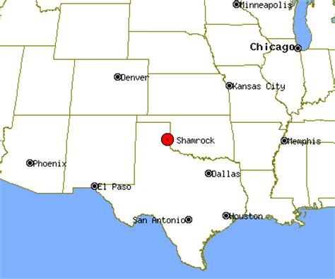 shamrock texas map shamrock profile shamrock tx population crime map