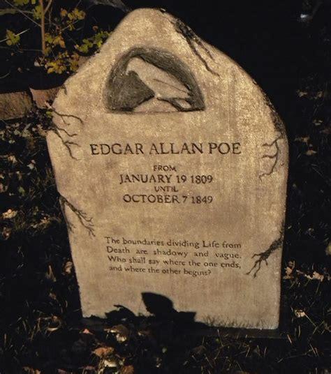 Poe Toaster Edgar Allan Poe S Tombstone By Blablover5 On Deviantart