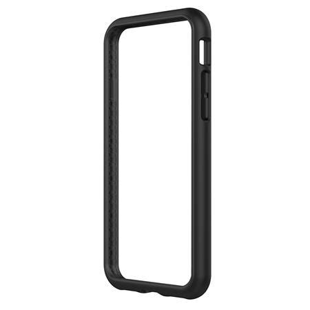 Rhinoshield Iphone 7 Bumper Black 4 rhinoshield crashguard bumper 2 0 for iphone 7 iphone 8 black cgb0105424